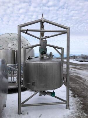 200 Gallon Mixing Tank - #0169