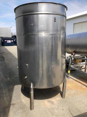 450 Gallon Tank - #2844