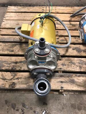 7½ HP Pump - #3093