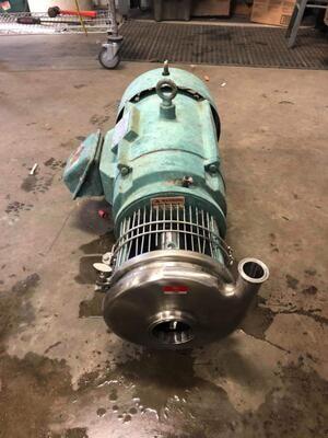 15 HP Pump - #3105