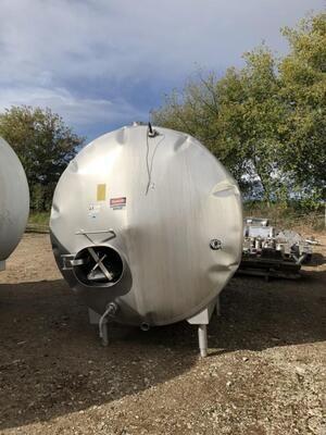 3,000 Gallon Holding Tank - #C0195