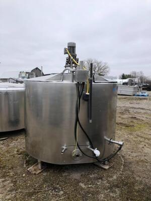 500 Gallon Processor - #C0174
