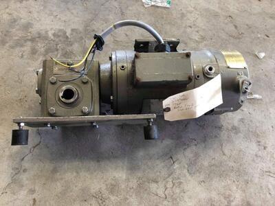 ¾ HP Motor - #2996