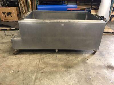 250 Gallon Bulk Tank - #3089