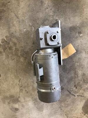 2 HP Motor Gearbox - #2998