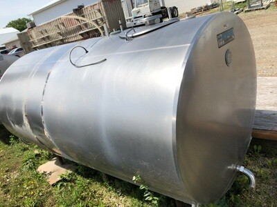 800 Gallon Dari-Kool - #2352