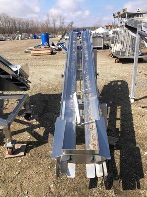 9' Incline Conveyor – #2829