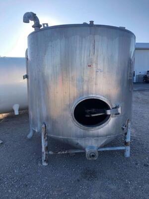 500 Gallon Tank - #2961