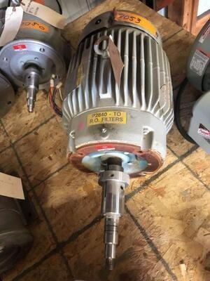7.5 HP Motor - #2493