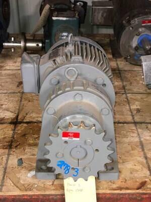 3 HP Motor - #2783