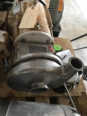7½ HP Pump - #2505