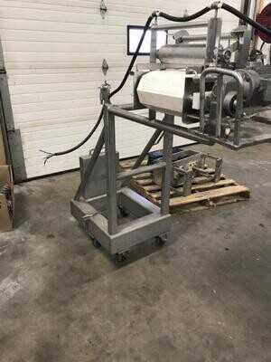 Cheese Cutter With Conveyor – #2474