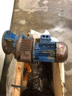 ¾ HP Motor - #2790