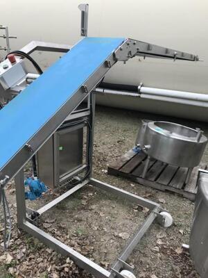 10' Adjustable Conveyor - #2604