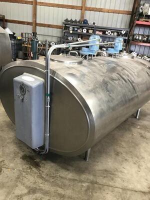 800 Gallon Dairy King - #2682
