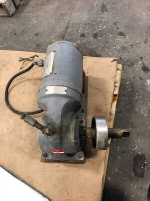 ½ HP Motor Gearbox - #2791