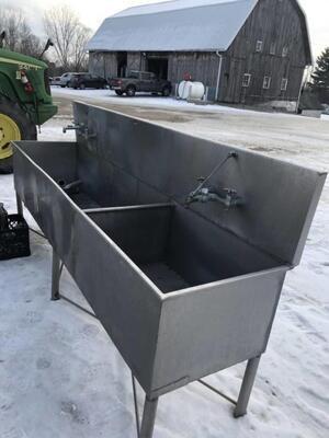 Wash Sink - #2680