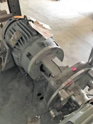 10 HP Pump - #2492
