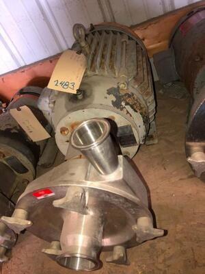 15 HP Pump - #2483