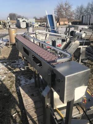 7' 90° Conveyor - #2447