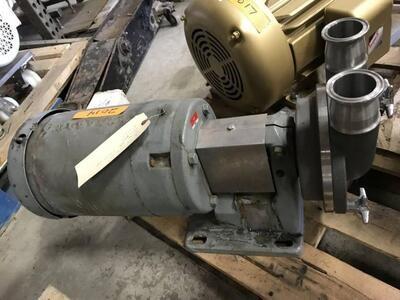7½ Pump - #2480