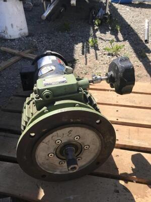 2 HP Motor - #2611