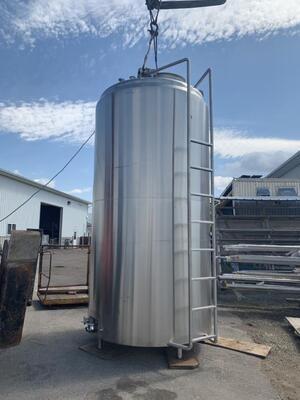 2,000 Gallon Batch Pasteurizer - #C0082