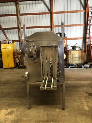 Milk Can Washer - #3253