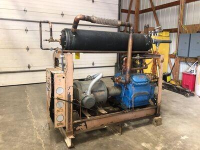 Ammonia / Freon Compressor - #3250