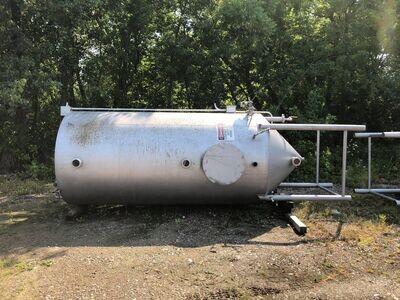 500 Gallon Tank - #3277