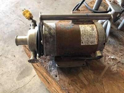 1 HP Pump - #2974