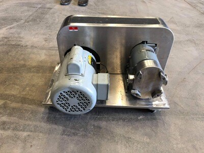 1 HP Pump - #3057