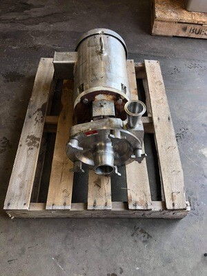 7½ HP Pump - #3297
