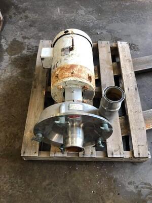 7½ HP Pump - #3298