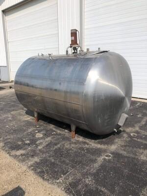 800 Gallon Zero - #3312