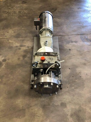 7½ HP Pump - #2396