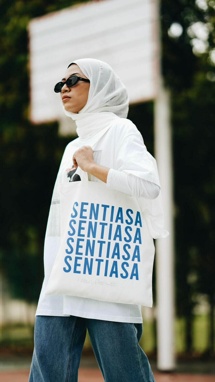 SENTIASA X4 EXCLUSIVE TOTEBAG