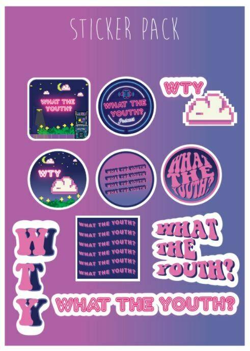 WTY Sticker Pack