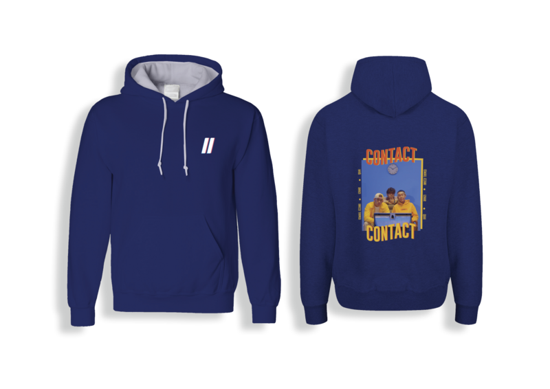Contact Hoodie 5