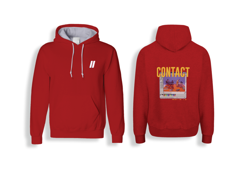 Contact Hoodie 3