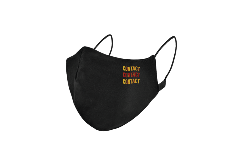 Exclusive Contact Face Mask