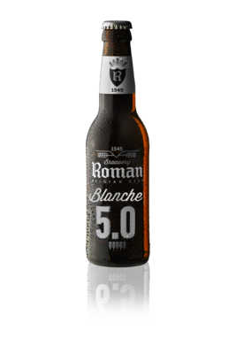 Roman Blanche 5.0  - Belgium - 24btls x 330ml