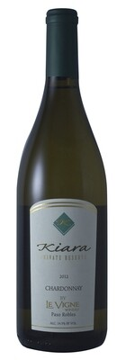 2018 Kiara Reserve Chardonnay - Paso Robles, California - 12btls x 750ml