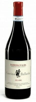 2018 Cascina Ballarin Barbera d'alba DOC - Piedmont, Italy - 12btls x 750ml