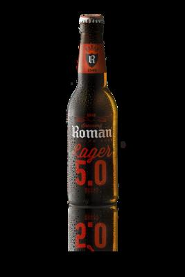 Roman Lager 5.0  - Belgium - 24btls x 330ml
