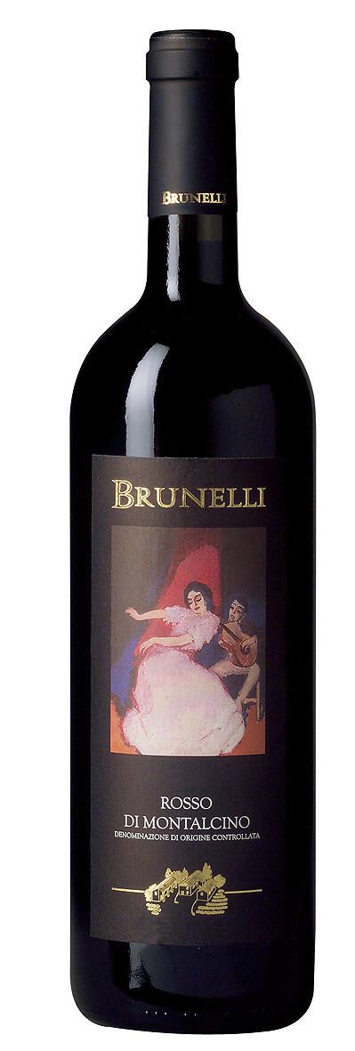 2015 Brunelli Rosso di Montalcino DOC - Tuscany, Italy - 12btls x 750ml