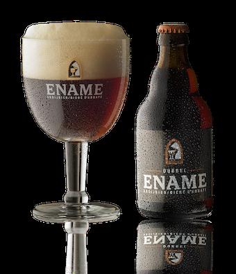 "Roman Brewery Ename Dubbel ""Abby Ale""  - Belgium - 24btls x 330ml"