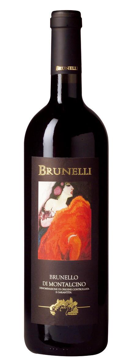 2014 Brunelli Brunello di Montalcino DOCG - Tuscany, Italy - 12btls x 750ml