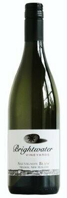 2019 Brightwater Sauvignon Blanc - Nelson, New Zealand - 12btls x 750ml