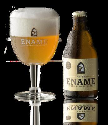 "Roman Brewery Ename Pater Blond ""Abby Ale""  - Belgium - 24btls x 330ml"
